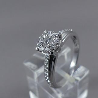 fantasiesolitair diamant