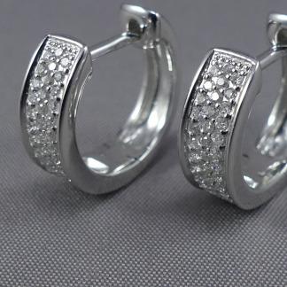 creolen diamant