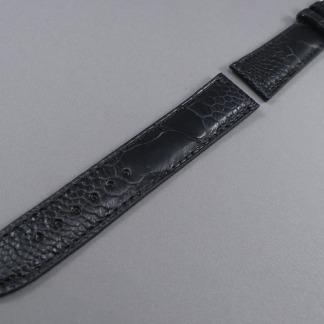 struisvogelpoot horlogeband