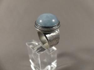 ring aquamarijn