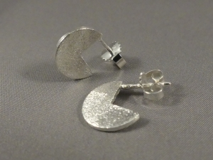 oorknopjes zilver